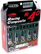 KYOEI: RACING COMPOSITE R40 NUTS