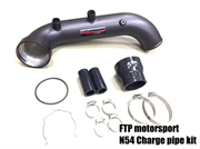 FTP Motorsport: E9X E8X N54 charge pipe