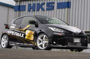 HKS: Spoiler Set: Toyota Yaris GR