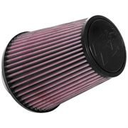 """K&N: 6"""" UNIVERSAL CLAMP-ON AIR FILTER"""