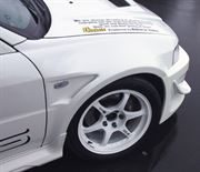GP Sports: Front Wing Set +25mm (CP9A Evo)
