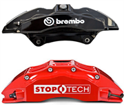 StopTech & Brembo