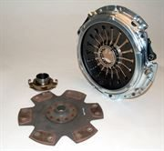 AP Racing: Formula Clutch Kit: Five and Six Speed Gearbox: Organic Driven Plate: Evo 7 - 10