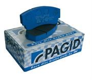 PAGID RS4-2: REAR BRAKE PAD SET: EVO 10 GSR / STD BREMBO CALLIPER
