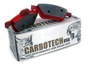 Carbotech XP10: Rear Brake Pad Set: Evo 5-9 GSR / Brembo Calliper